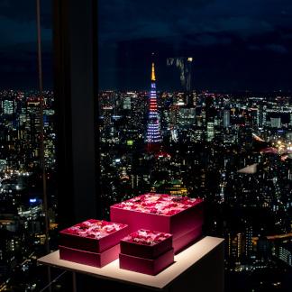 ニコライ・バーグマン20周年展覧会「THE FLOWER BOX EXHIBITION」に協賛