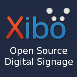 Open Source Digital Signage Xibo