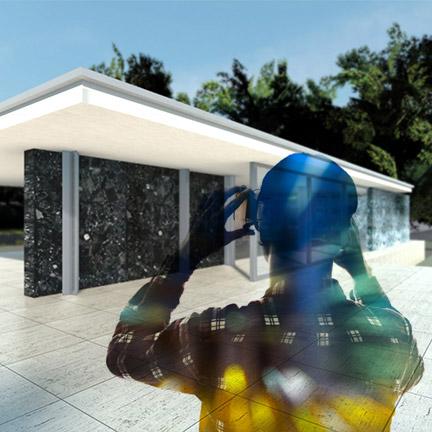 施設、不動産用<br/>VRウォークスルー